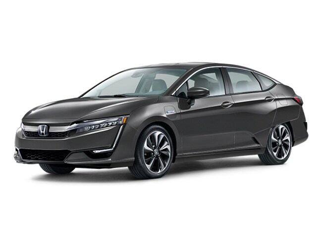 New 2018 Honda Clarity Plug-In Hybrid Sedan Gardena, CA