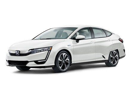 2018 Honda Clarity Plug In Hybrid Sedan