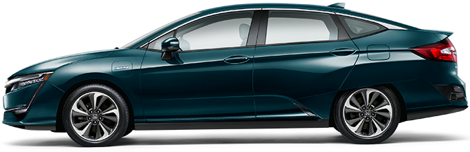2018 Honda Clarity Plug-In Hybrid Berline Touring