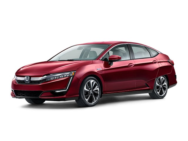 2018 Honda Clarity Plug In Hybrid Touring Sedan