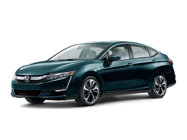 New 2018 Honda Clarity Plug-In Hybrid Touring Sedan continuously variable automatic in Augusta
