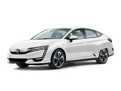 2018 Honda Clarity Plug-In Hybrid Touring Sedan continuously variable automatic