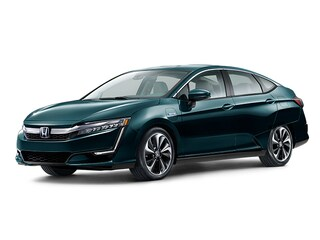 2018 Honda Clarity Plug-In Hybrid Touring Sedan JHMZC5F37JC006695