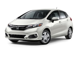 2018 Honda Fit Hatchback White Orchid Pearl