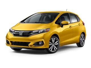 New 2018 Honda Fit EX-L Hatchback Gardena, CA