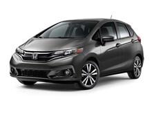New 2018 Honda Fit EX-L Hatchback Bennington VT