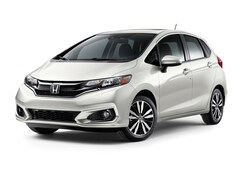 2018 Honda Fit EX-L CVT Hatchback