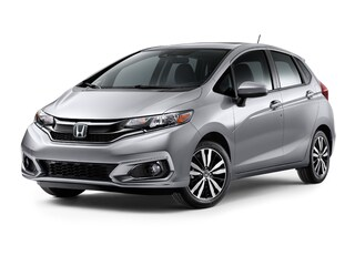 New 2018 Honda Fit EX Hatchback
