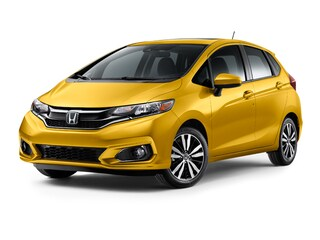 New 2018 Honda Fit EX CVT JM725896 for sale near Fort Worth TX