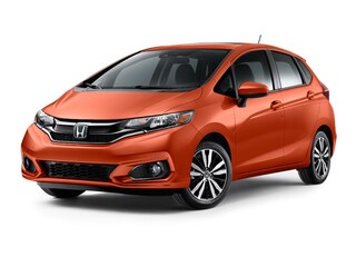 New 2018 Honda Fit EX Hatchback Gardena, CA