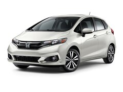 New 2018 Honda Fit EX Hatchback 36651 near Honolulu