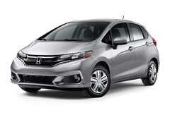 New 2018 Honda Fit LX Hatchback for sale in Charlottesville