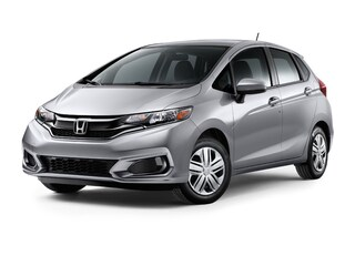 New 2018 Honda Fit LX Hatchback 00H80696 near San Antonio