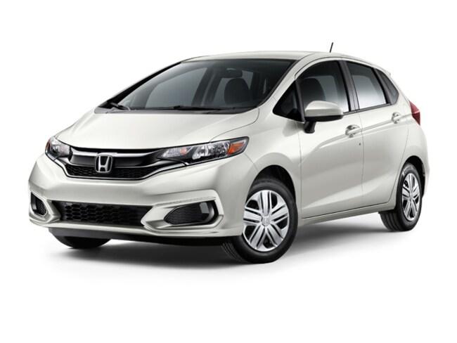 New 2018 Honda Fit LX Hatchback in Bakersfield