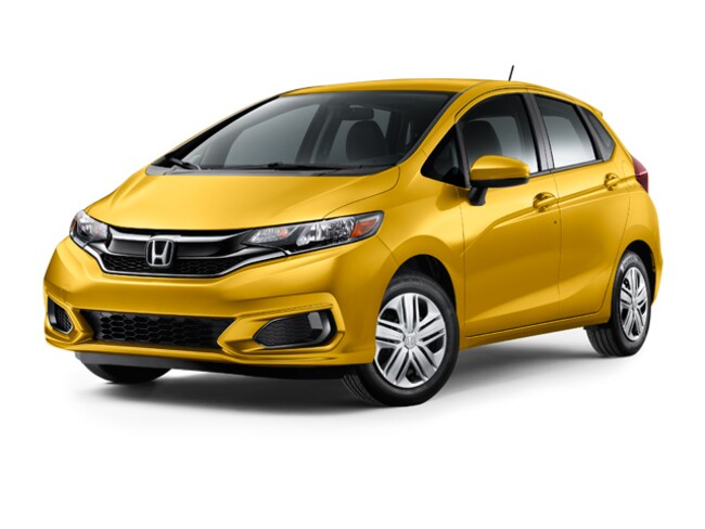 New 2018 Honda Fit LX w/Honda Sensing Hatchback Gardena, CA