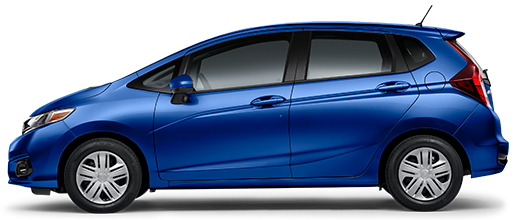 2018 Honda Fit Hatchback LX w/Honda Sensing