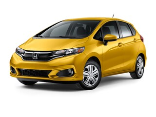 New 2018 Honda Fit LX Hatchback Myrtle Beach, SC