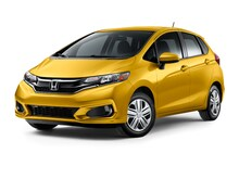 2018 Honda Fit LX Hatchback