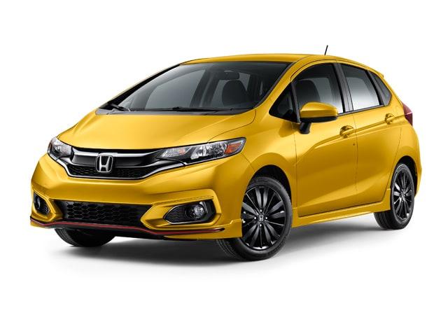 2018 Honda Fit SPORT Hatchback 6 speed manual