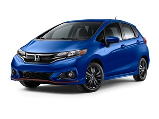 New 2018 Honda Fit Sport Hatchback Houston, TX