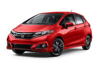 New 2018 Honda Fit Sport Hatchback Hickory