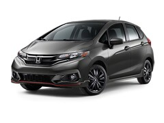 New 2018 Honda Fit Sport Hatchback 181320 in Bakersfield, CA