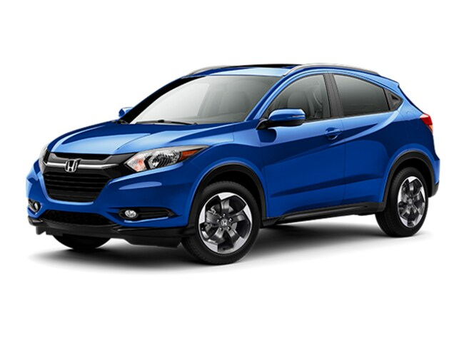 New 2018 Honda HR-V EX-L w/Navigation 2WD SUV 3CZRU5H79JM702112 for sale in Davis, CA near Sacramento