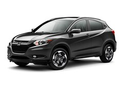 New 2018 Honda HR-V EX-L w/Navigation 2WD SUV in Bakersfield