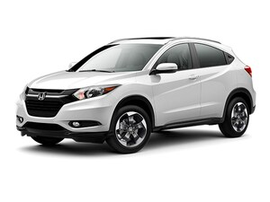2018 Honda HR-V EX-L w/Navigation 2WD