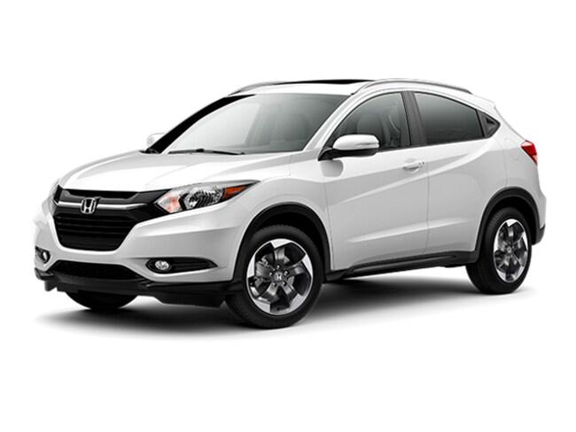 New 2018 Honda HR-V EX-L w/Navigation 2WD SUV 3CZRU5H75JM711244 for sale in Davis, CA near Sacramento