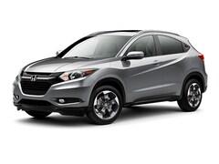 New 2018 Honda HR-V EX-L w/Navigation AWD SUV 282333H for Sale in Westport, CT, at Honda of Westport