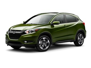 New Honda vehicles 2018 Honda HR-V EX-L w/Navigation AWD SUV for sale near you in Boston, MA