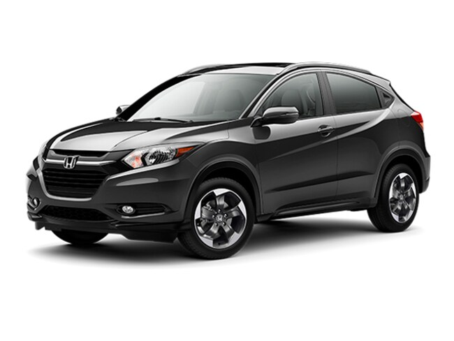 New 2018 Honda HR-V EX-L SUV in Lockport, NY