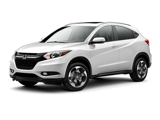 New 2018 Honda HR-V EX-L w/Navigation AWD SUV for sale in Oakland CA