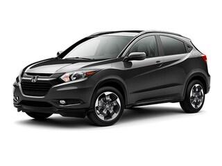 New 2018 Honda HR-V EX-L Navi SUV for sale at Balise Honda in Springfield MA area