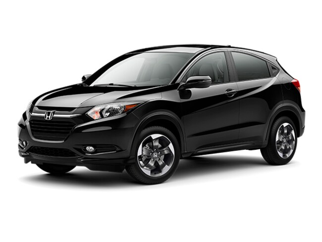 New 2018 Honda HR-V EX AWD SUV Great Falls, MT