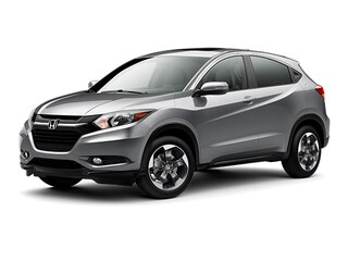 New 2018 Honda HR-V EX AWD SUV 3CZRU6H51JM707227 for sale in Johnston, RI at Grieco Honda