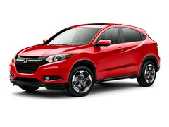 New 2018 Honda HR-V EX AWD SUV near Escanaba, MI