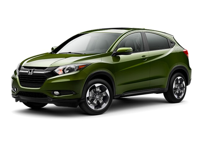 New 2018 Honda HR-V EX SUV in Lockport, NY