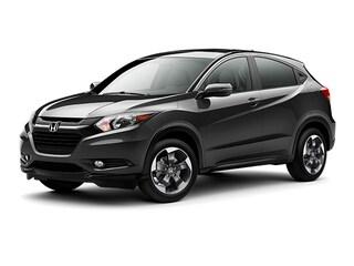 New 2018 Honda HR-V EX 2WD SUV Gardena, CA