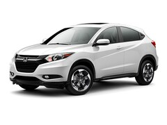New 2018 Honda HR-V EX 2WD SUV 18837 for Sale in Springfield, IL, at Honda of Illinois