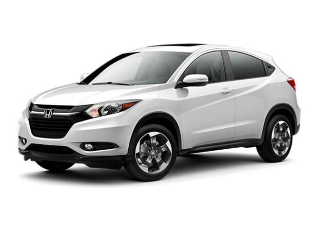 New 2018 Honda HR-V EX 2WD SUV 3CZRU5H58JM706778 for sale in Davis, CA near Sacramento