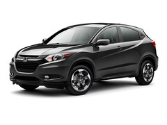 New 2018 Honda HR-V EX 2WD SUV in Bakersfield