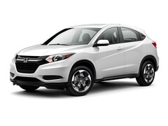 New 2018 Honda HR-V LX 2WD SUV in Bakersfield
