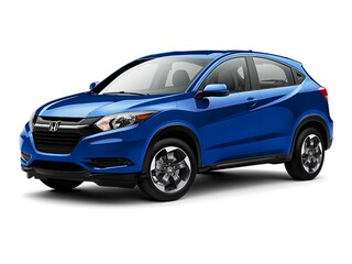 New Honda vehicles 2018 Honda HR-V LX AWD SUV 73439 for sale near you in Boston, MA