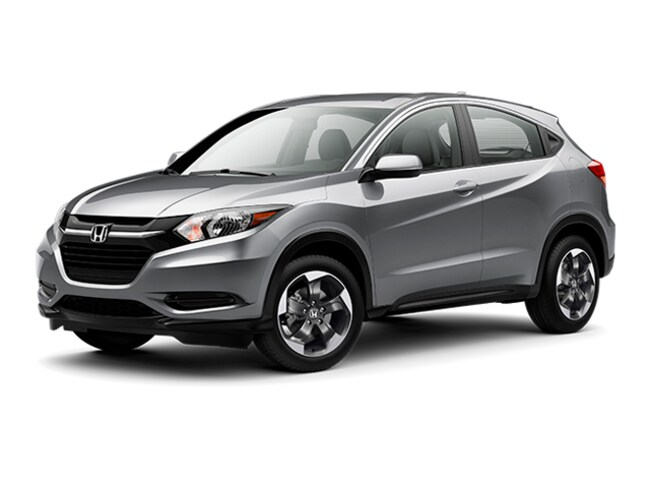 New 2018 Honda HR-V LX AWD SUV in Port Huron, MI