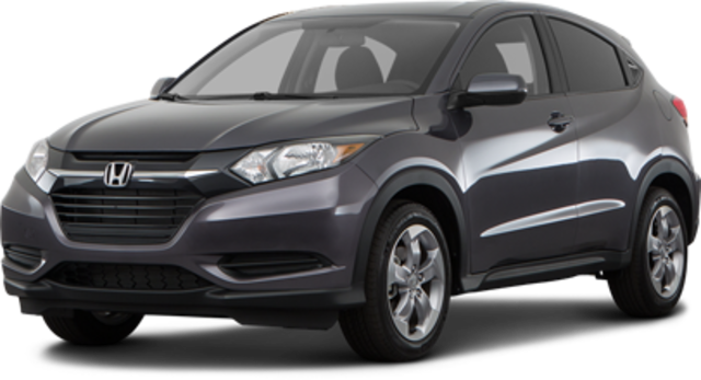 2018 Honda HR V SUV