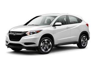New 2018 Honda HR-V LX 2WD SUV Gardena, CA