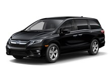 2018 Honda Odyssey EX-L Mini-van, Passenger
