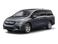 New 2018 Honda Odyssey EX-L w/Navigation & RES Van 180768 in Bakersfield, CA